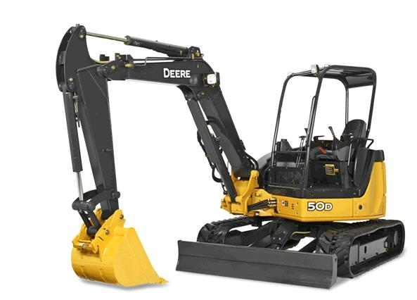 Where to find EXCAVATOR, COMPACT 10,000-12,000 LB in San Pablo